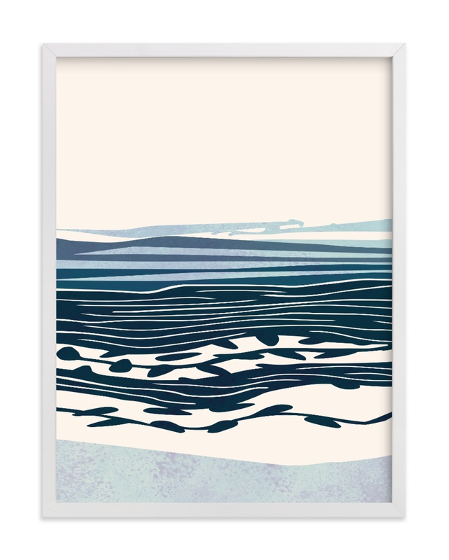 Seascape I Wall Art Print