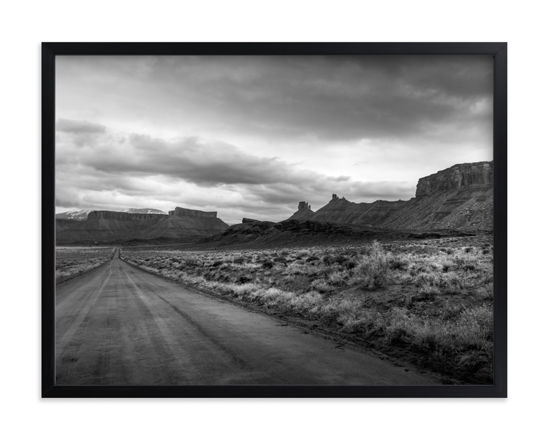 buttes & mesas I Wall Art Print
