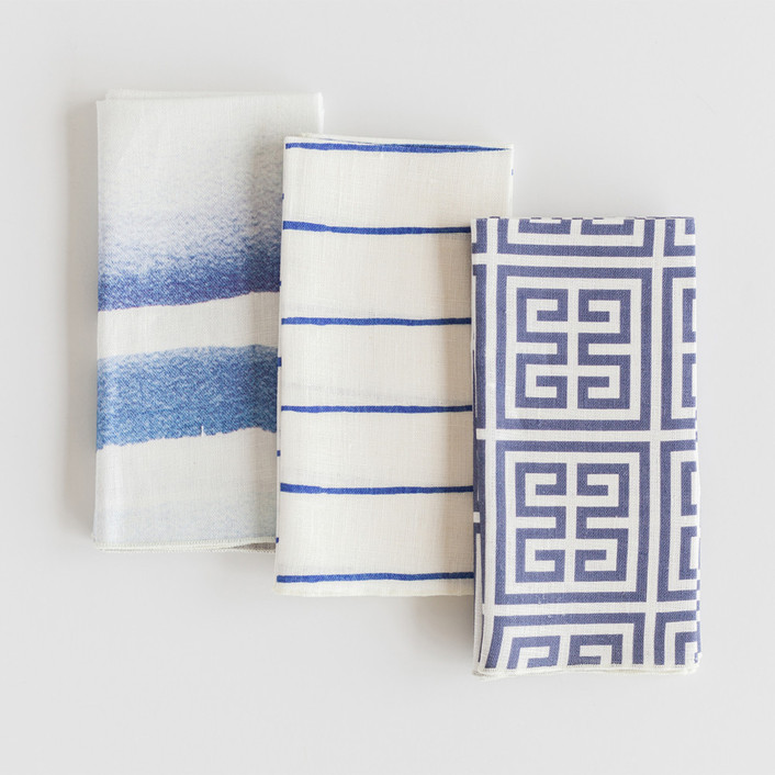 Newport Harbor Dinner Napkin Sets