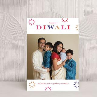 Bright Bursts Diwali Postcards