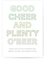 Plenty O'Beer