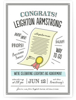 Congrats, Graduate