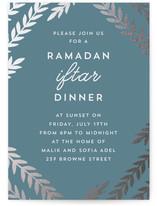 Ramadan Leaves