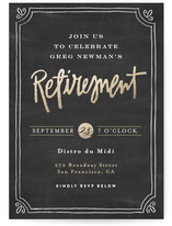 Retirement party online invitations minted just cocktails stopboris Images