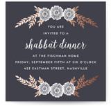 Floral Shabbat