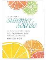 Summertime Soiree