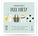 Pool Party It Is