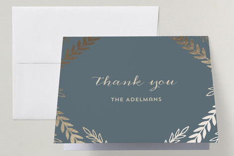 Passover Branches Passover Seder Thank You Cards