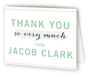 Birthday Highlights Adult Birthday Party Thank You Cards