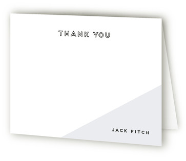 Encinitas Party Adult Birthday Party Thank You Cards
