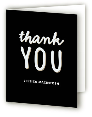 Good Times Adult Birthday Party Thank You Cards