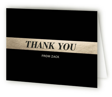 Sushi Party Adult Birthday Party Thank You Cards