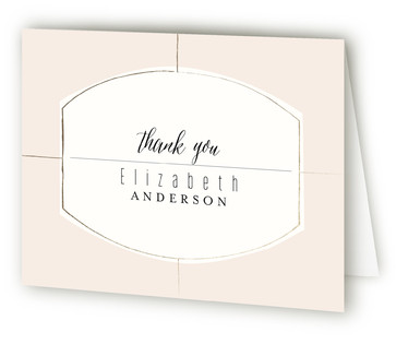 I Love You Adult Birthday Party Thank You Cards