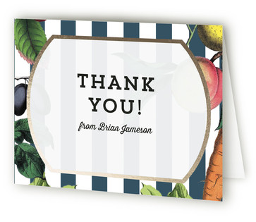 Lettuce Celebrate! Adult Birthday Party Thank You Cards