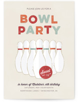 Bowl Party