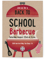 Back To School Bbq
