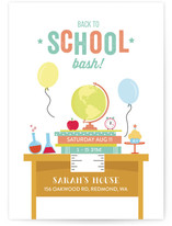 Back To School Party Desk