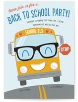 Happy School Bus