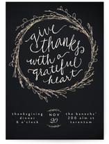 Grateful Heart Wreath