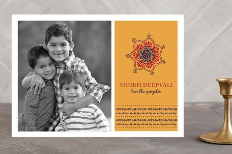 Henna Greetings Diwali Cards