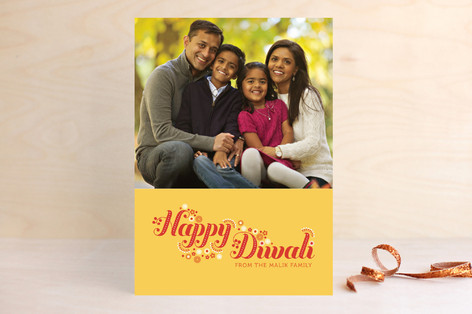Cheery Diwali Diwali Cards
