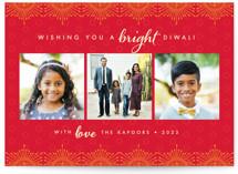 Happy Diwali Trio