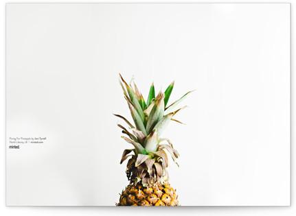 Pining for Pineapple Desktop Wallpaper