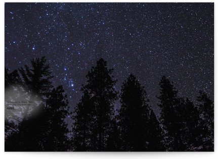 Yosemite Stars Desktop Wallpaper