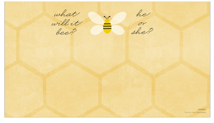 What Will It Bee by Erica Krystek