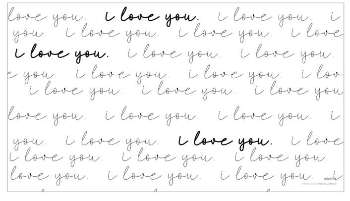 Infinite Love by Katrina Lindhorst
