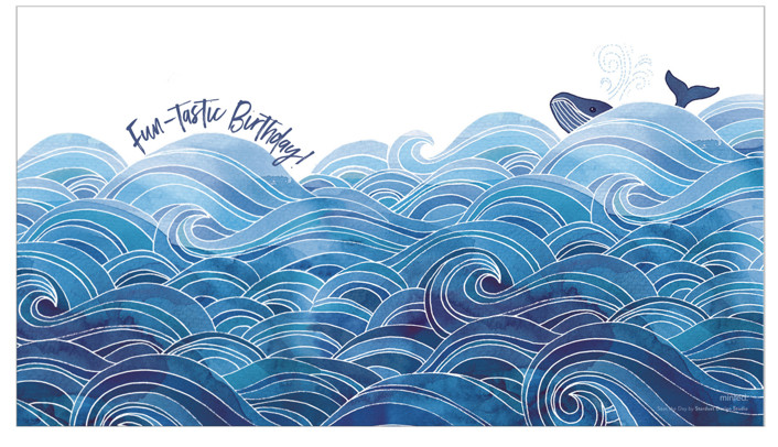 Seas the Day by Stardust Design Studio