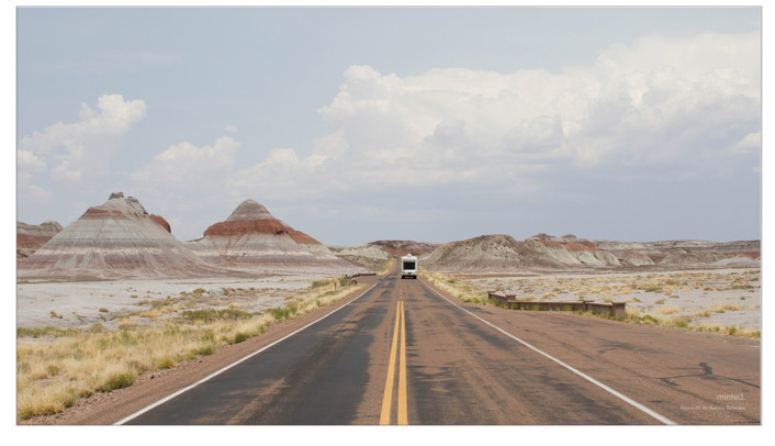 Route 66 by Kaitlin Rebesco