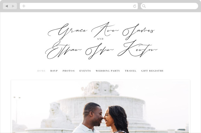 """first dance"" - Wedding Websites in Champagne by Kasia Labocki."