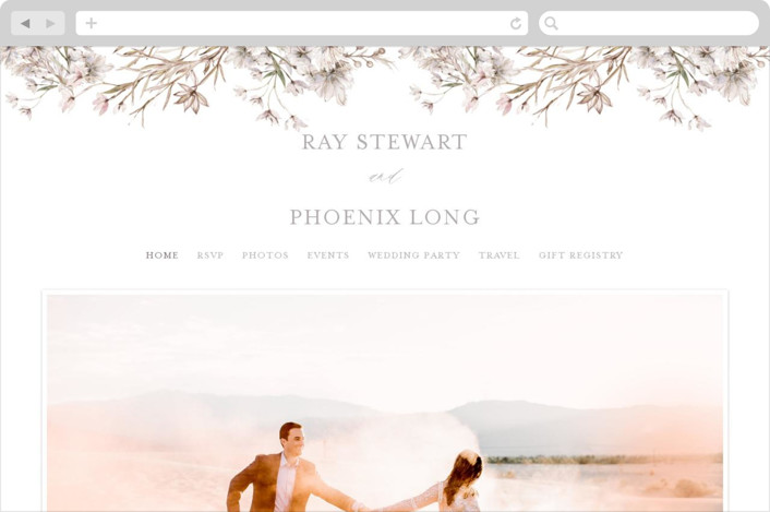This is a green wedding website by Phrosne Ras called ring box printing on digital paper.