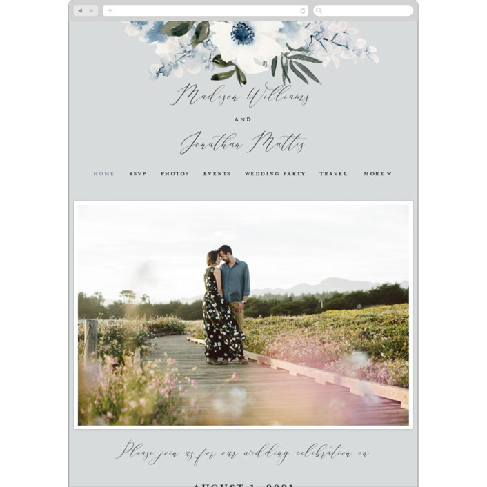 """Nantucket Romance"" - Wedding Websites in Marine by Chris Griffith."