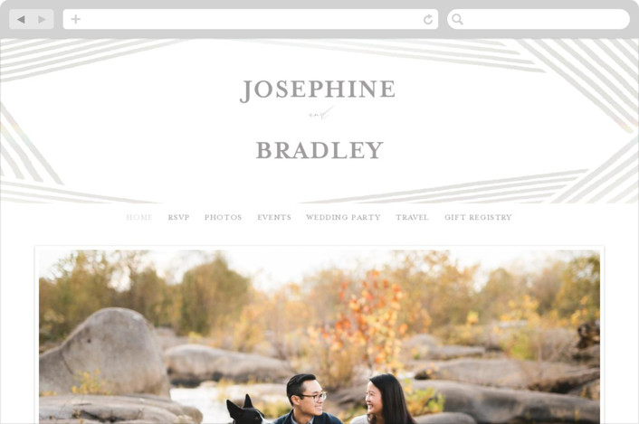 This is a white wedding website by chocomocacino called buttercream printing on digital paper.