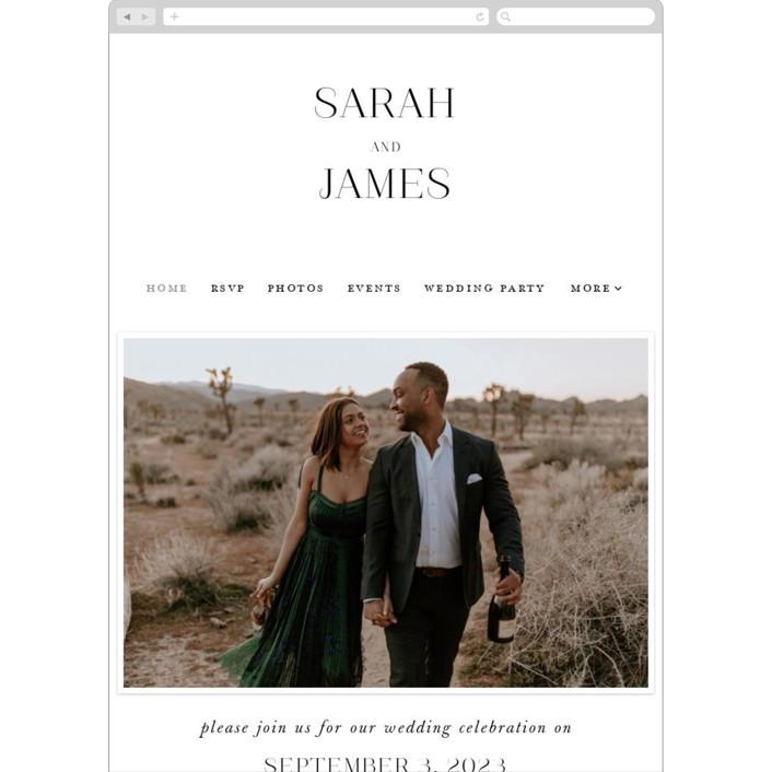 """""""Coupling"""" - Wedding Websites in Cloud by Lauren Chism."""