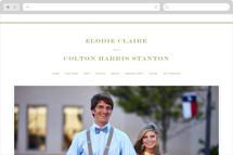 Country Club Wedding Websites