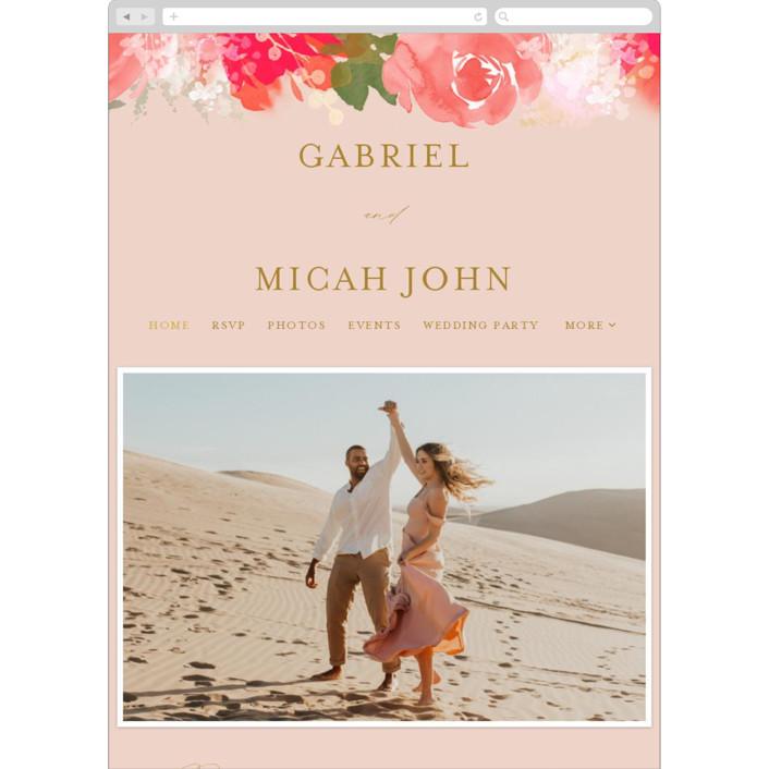 """Delightful"" - Wedding Websites in Delight by Phrosne Ras."