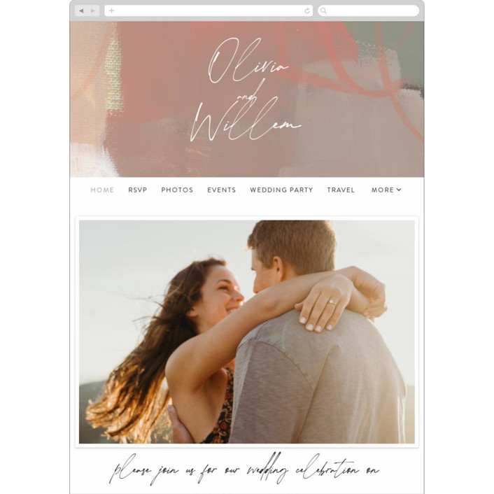 """""""Gallery"""" - Wedding Websites in Mojito by Lindsay Megahed."""