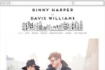 Love In The City Wedding Websites