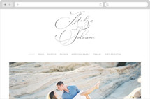 Waltz Wedding Websites