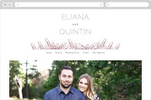 Lupines Wedding Websites