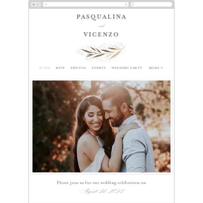 """mykonia"" - Wedding Websites in Porcelain by chocomocacino."