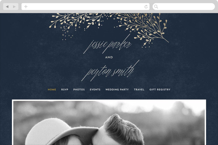 """Dreamland decor"" - Wedding Websites in Peacock by Anupama."