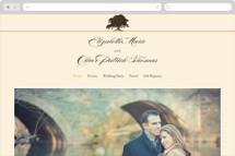 Oak Tree Wedding Websites