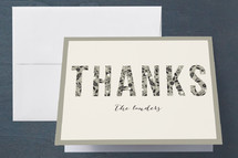 Anniversary Party Thank You Cards