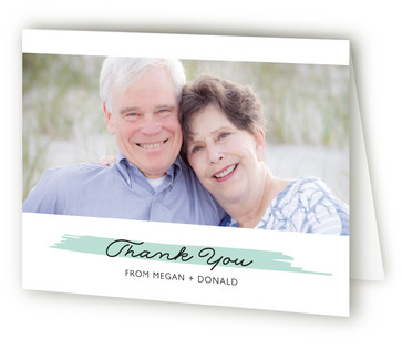 Everlasting Anniversary Party Thank You Cards