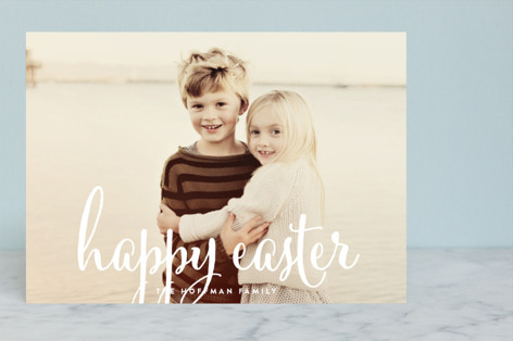 Aglow Easter Cards