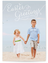 Easter Greetings Script